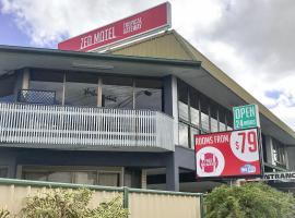 ZED MOTELS Tropical Gateway, hotel in Rockhampton