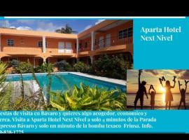 Apartahotel Next Nivel, hotel in Punta Cana