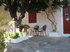 Arhontiko Sitia, family hotel in Sitia
