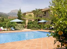 Finca Ca's Curial - Agroturismo - Adults Only, farm stay in Sóller