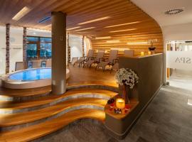Hotel Columbia & Spa, hotel in Cortina d'Ampezzo