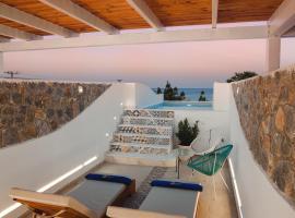Mylos Luxury Escape, villa in Faliraki
