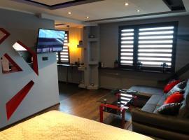 Apartament GREY, hôtel à Chorzów