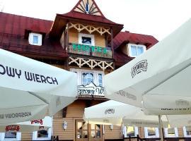 Resort Kasprowy Wierch, ubytovanie bed and breakfast v Zakopanom
