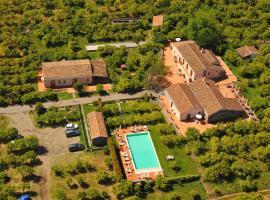Galea Farm House, hotel a Riposto