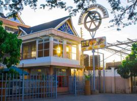 Hotel Wagon Wheel, hotel in Nakuru