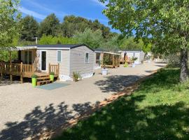 Camping Manaysse, campground in Moustiers-Sainte-Marie