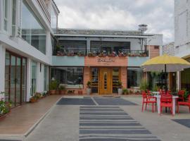Hotel Shalom, hotel in Riobamba