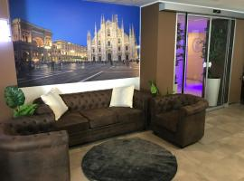 Hotel Stradivari, hotel a Milà