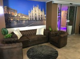 Hotel Stradivari – hotel w Mediolanie