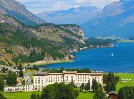 Maloja Palace Residence Engadin-St Moritz CO2-Neutral, hotel in Maloja