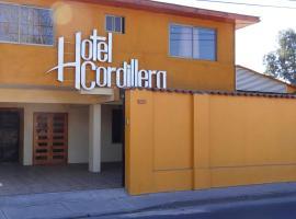 Hotel Cordillera, hotel en San Fernando