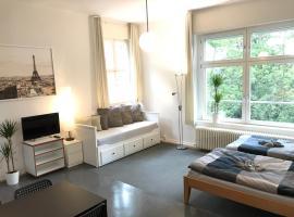 Ferienwohnungen und Apartmenthaus Halle Saale - Villa Mathilda, apartment in Halle an der Saale