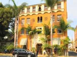 Casa Bonita Apartments, apartment in Long Beach