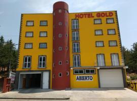 HOTEL GOLD, hotel en El Oro de Hidalgo