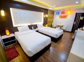 โรงแรมลลิตา บูติค,合艾的飯店