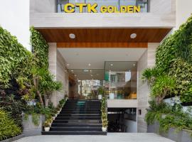 CTK GOLDEN HOTEL, hotel near Bamboo Island, Nha Trang