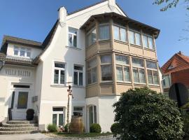 Villa Baltia, guest house in Graal-Müritz