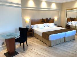 Hotel Olid, отель в Вальядолиде