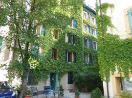 Appart'Hôtel Residence Dizerens, apartment in Geneva