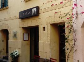 Hôtel des Templiers, pet-friendly hotel in Collioure