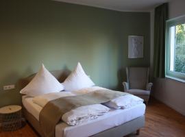 Hotel Grüner Baum, hotel in Hamm