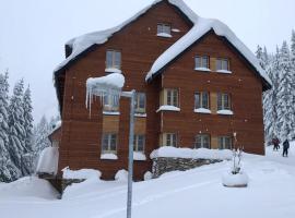 Apartmán Horní Mísečky J4, hotel near Horní Mísečky-Medvědín, Horni Misecky