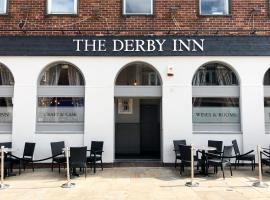The Derby Hotel, hotel in Barrow in Furness