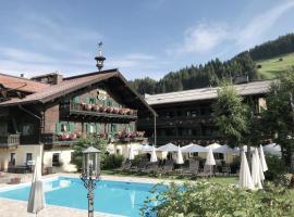 Hotel Unterhof, hotel in Filzmoos
