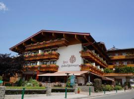 Hotel Gasthof Mitteregger, hotel in Kaprun