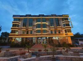 SAFIR Hotel, отель в Душанбе