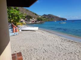 LA YOLE des Caraïbes, Ferienwohnung in Les Anses-d'Arlets
