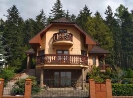 Lesna 26, budget hotel in Kudowa-Zdrój