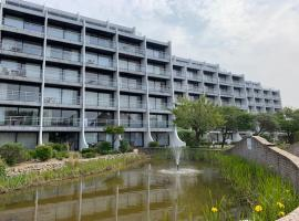 Nautilius A 304, hotel with pools in Nieuwpoort