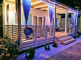 D&Z Mobile Home, campground in Biograd na Moru