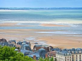 Les Cabines, hotel near Cabourg Beach, Houlgate