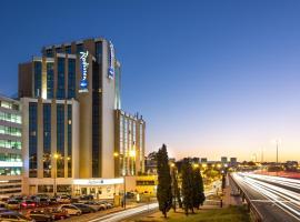 Radisson Blu Hotel Lisbon, hotel in Lisbon