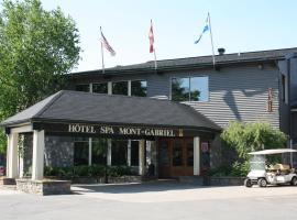 Hôtel Mont Gabriel, hotel in Sainte-Adèle