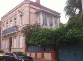 Maison Toulousaine Lauma, B&B/chambre d'hôtes à Toulouse