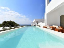 Ciel Villas Paros, hotel near Punda Beach Club, Pounda