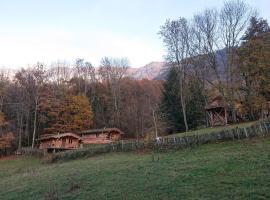 Les Cabanes Du Saleve, hotel in Collonges-sous-Salève