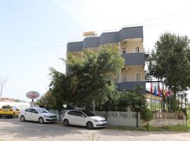 DELFIN OTEL, отель в Газипаше