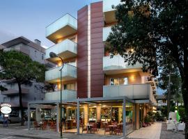 Hotel Daniele, hotel poblíž významného místa Golfový klub Lignano, Lignano Sabbiadoro