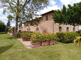 Agriturismo le rote, cottage in San Gimignano