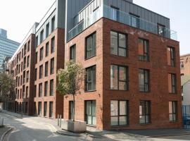 Hilltop Serviced Apartments- Northern Quarter, hotel near AO Arena, Manchester