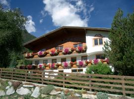 Haus Mader, accommodation in Trins