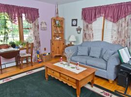 Pilgrim's Rest Bed and Breakfast, vacation rental in Philadelphia