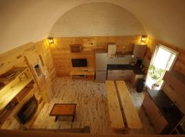 Duplex Climatisé 65m2 refait à neuf, hotel in Gruissan