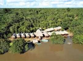 Grand Amazon Lodge and Tours - All Inclusive, hotel in Paraíso