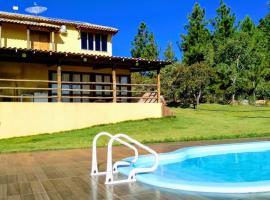 rancho california, pet-friendly hotel in Delfinópolis